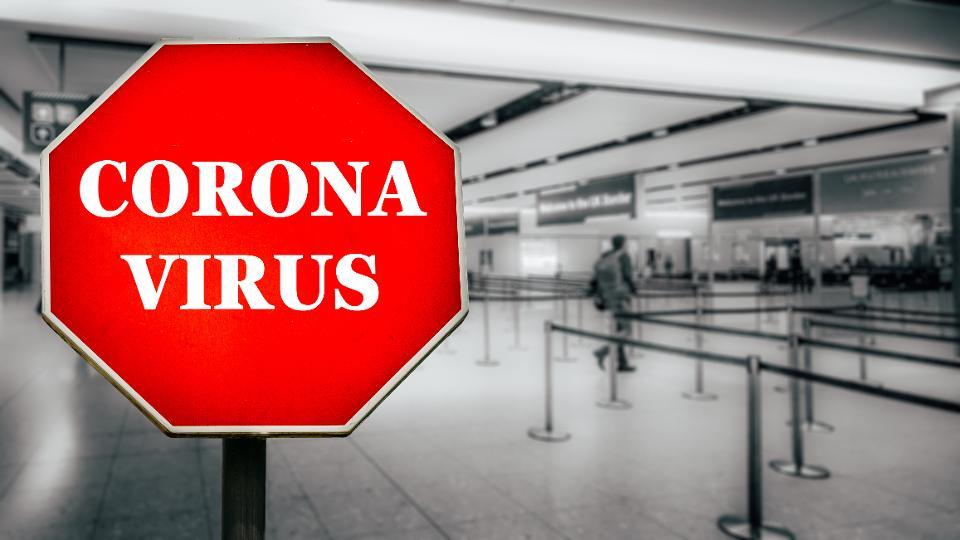 corona virus travel